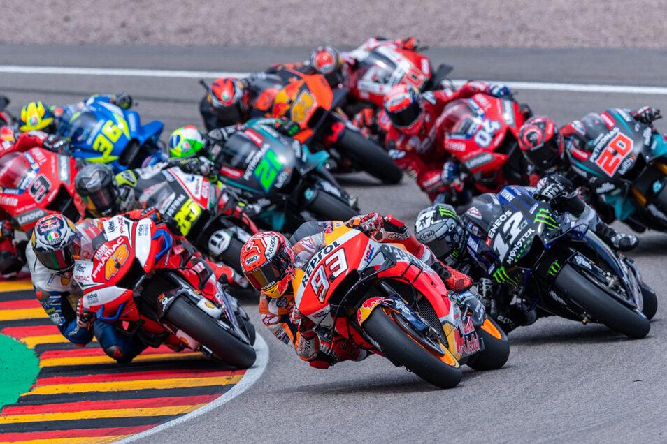 In Hohenstein-Ernstthal wurde der Grand Prix von Deutschland der MotoGP letztmalig am 7. Juli 2019 auf dem Sachsenring ausgetragen.