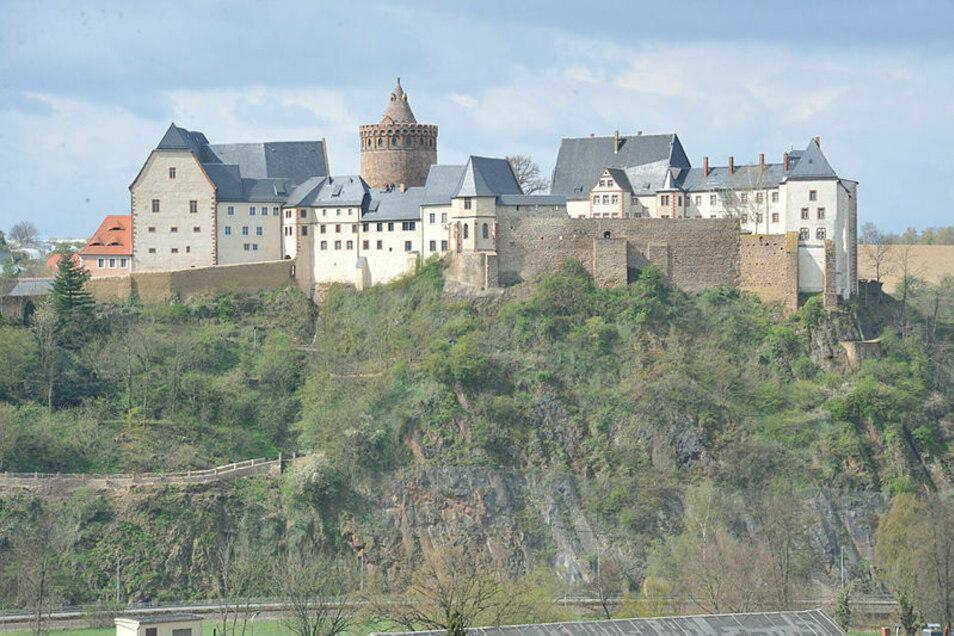 """Die Burg Mildenstein hat den Titel """"familienfreundlich"""" erhalten."""