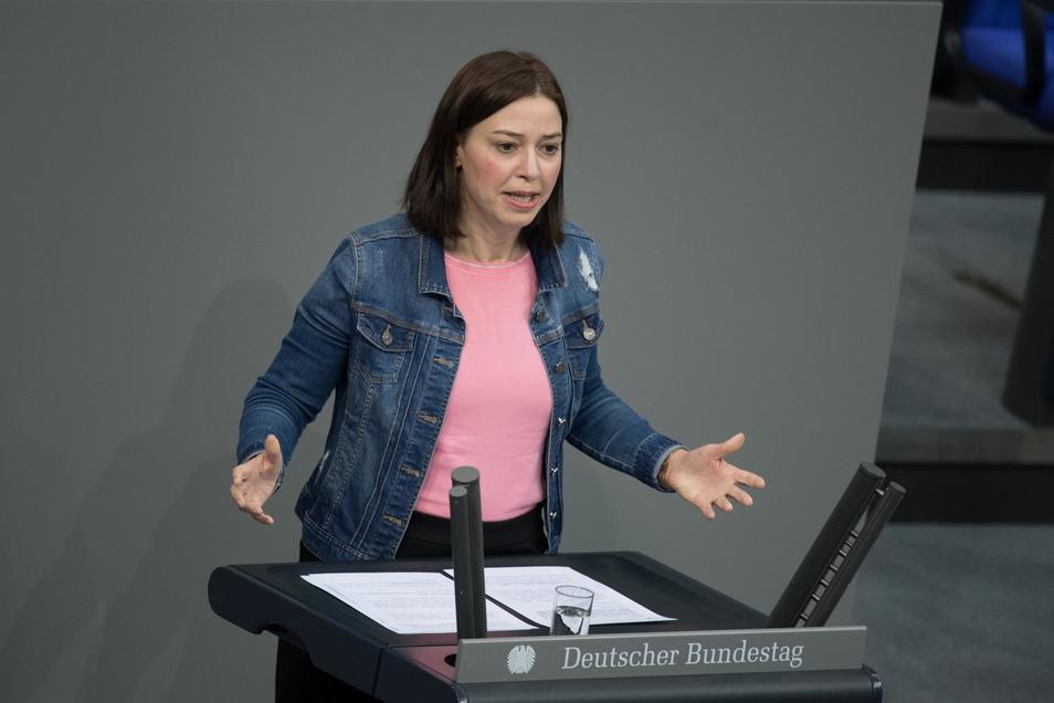 CDU-Politikerin Yvonne Magwas soll Bundestagsvizepräsidentin werden.