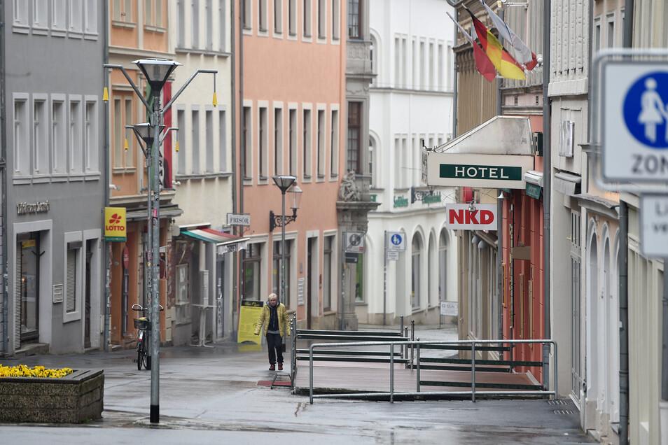 Bautzner Straße Zittau.