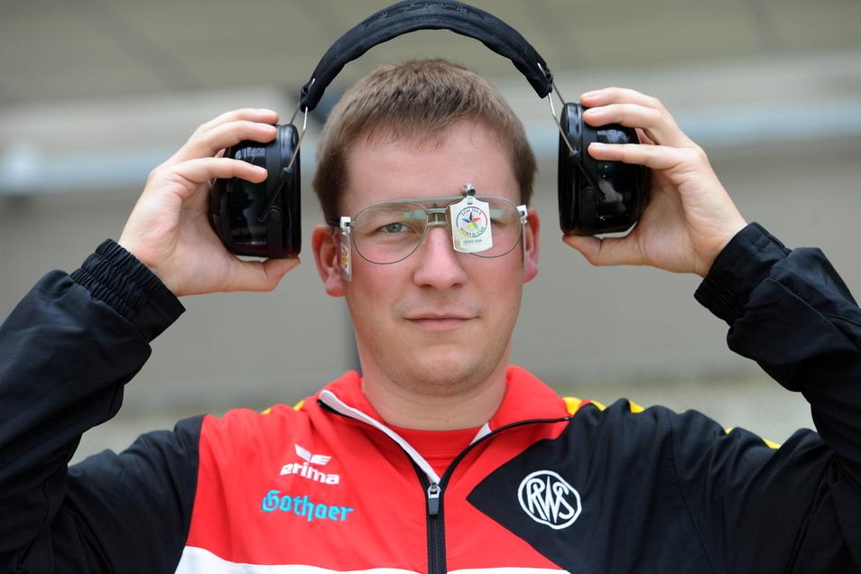 Schütze Christian Reitz
