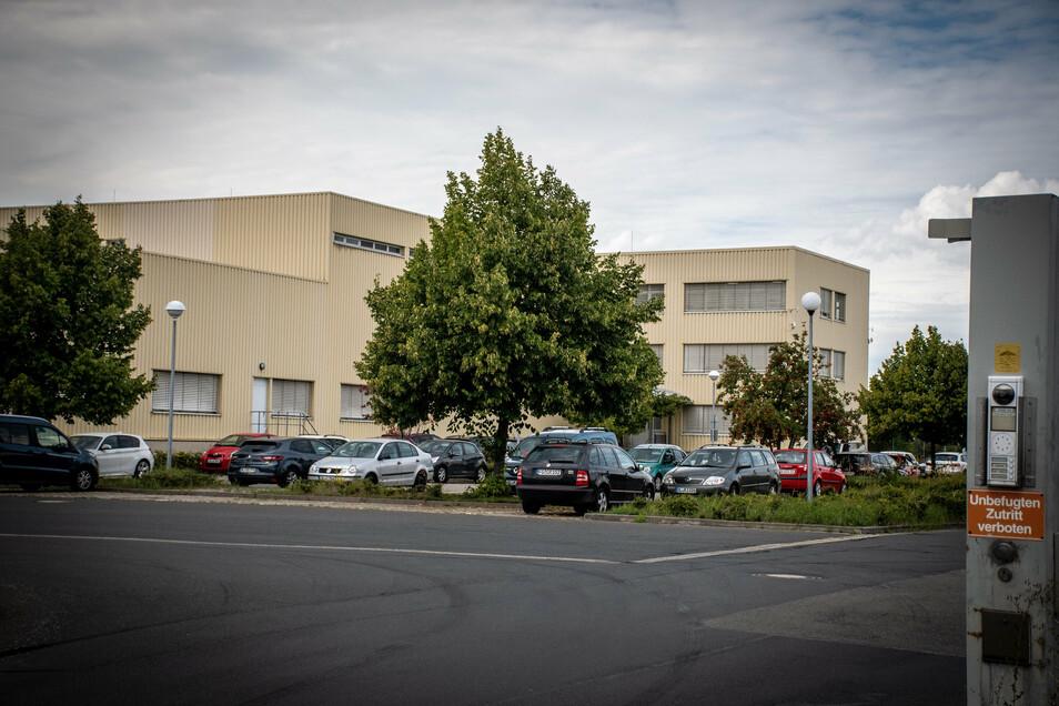 Rund 70 Beschäftigte arbeiten bei der Franken-Gut Fleischwaren GmbH im Gewerbegebiet in Mockritz. Der Standort wird geschlossen.