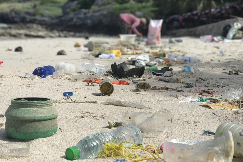 Plastikmüll wird in immer mehr Regionen zum grüßen Umweltproblem.