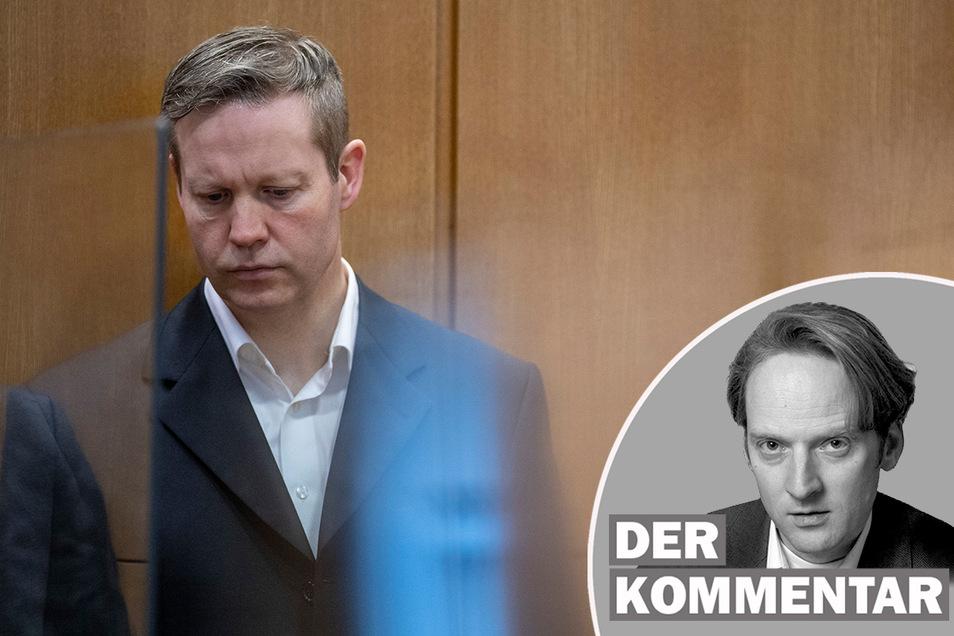 Stephan Ernst erschoss Walter Lübcke aus rassistischem Hass.