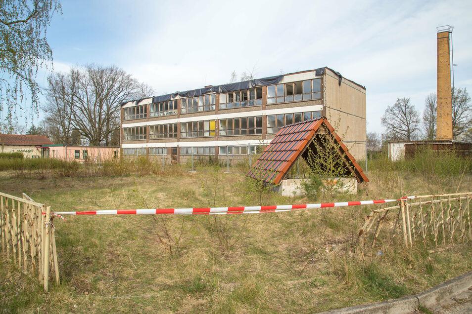 Der alte Kindergarten in der Martin-Ulbrich-Straße ist längst abgerissen. Doch ob hier - wie angedacht - das neue Bürgerzentrum entsteht, ist noch nicht sicher.