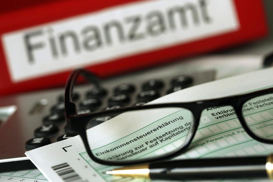 Statt auf Formularen kann die Steuererklärung auch online erstellt werden. Das Döbelner Finanzamt erklärt, wie es geht.