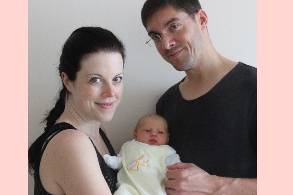 Merle Geboren am 27. Juli Geburtsort Bautzen Gewicht 3280 Gramm Größe 49 Zentimeter Eltern Sylvia Probst und Uwe Hupka Wohnort Bautzen Foto: Carmen Schumann