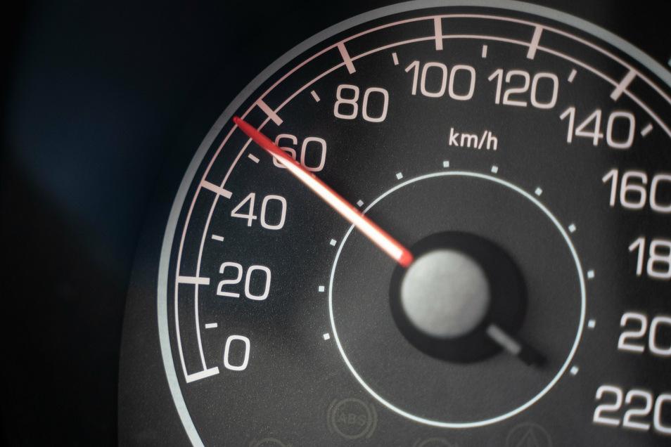 Auch 2020 sind viele Autofahrer zu schnell durch den Landkreis Görlitz gefahren. Einige viel zu schnell.