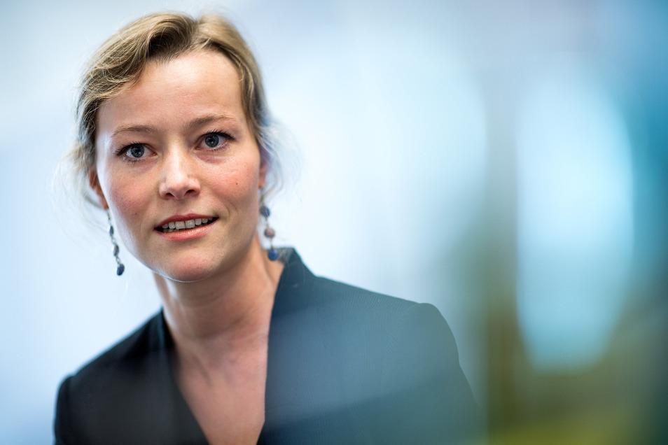 Kathrin Kondaurow, Intendantin der Staatsoperette Dresden