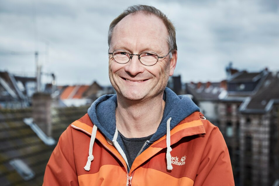 Der Meterologe Sven Plöger.