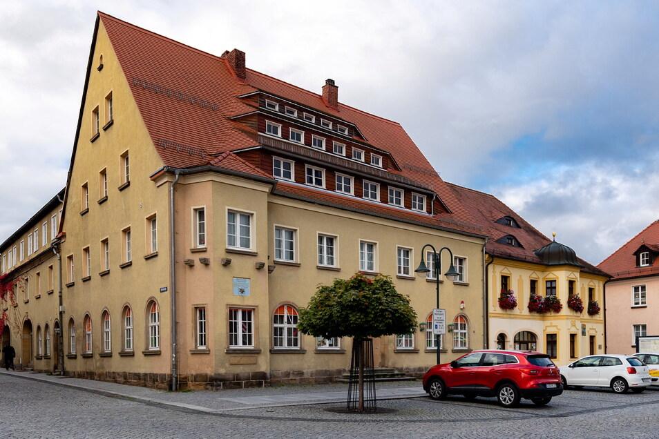 Dieser Gebäudekomplex am Markt wurde zum Streitobjekt. Statt Museum sollen jetzt andere Nutzungsvarianten untersucht werden.
