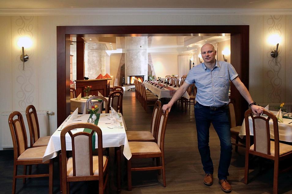 Jan Schulze hatte, als dieser Beitrag geschrieben wurde, einen Vorschlag, wie den Gaststätten geholfen werden könnte: Mehrwertsteuer für Gastronomen, runter von 19 auf 7 %.