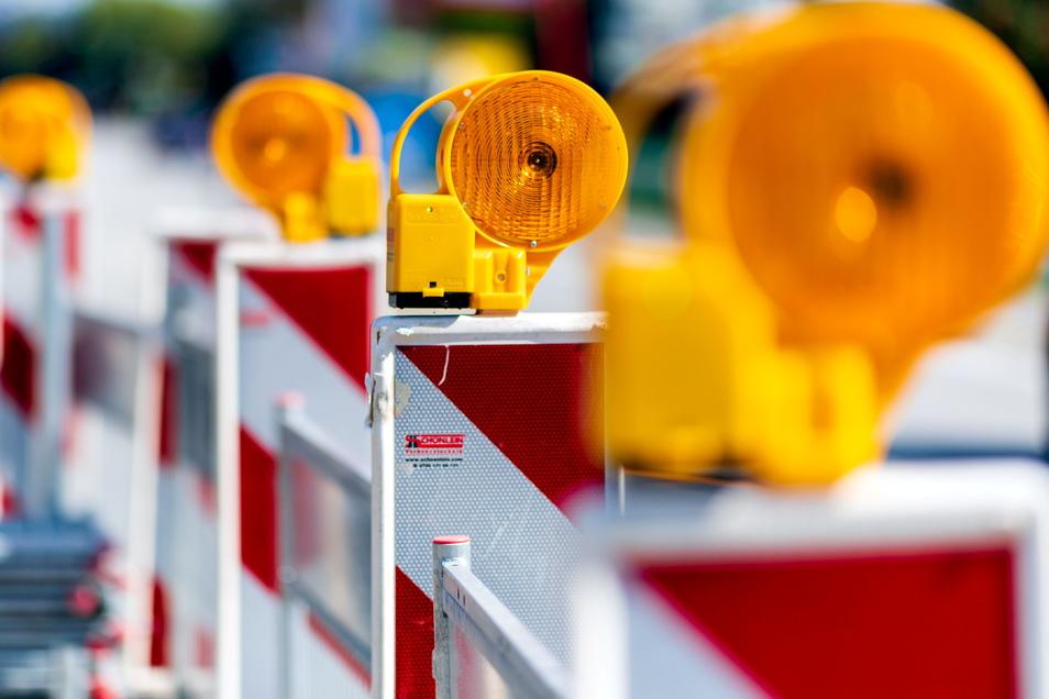 Mit Verkehrseinschränkungen müssen Autofahrer ab Ende Mai auf der B 96 nördlich von Caminau rechnen. Der Ausbau der Bundesstraße geht weiter.