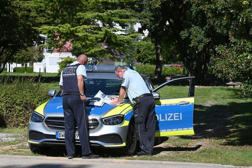 Strafgefangene sind aus der Psychiatrie in Weinsberg ausgebrochen.