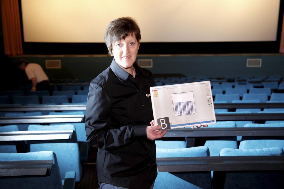Kinochefin Ilona Schaller wird erstmals seit vielen Jahren Weihnachten in Berlin verbringen.