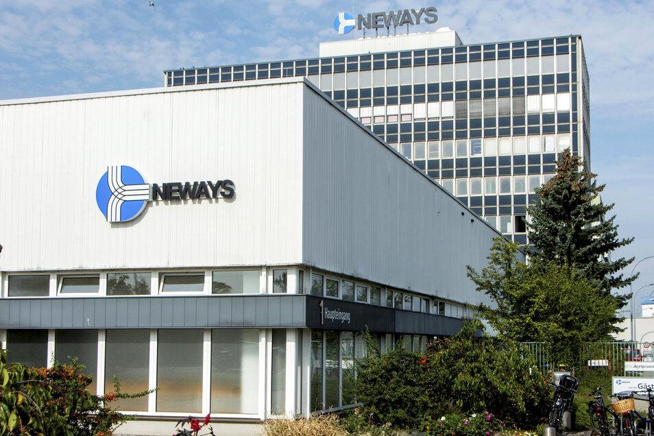Der Elektronik-Spezialist Neways hat in Riesa seinen Sitz an der Pausitzer Straße, Ecke Rostocker Straße.