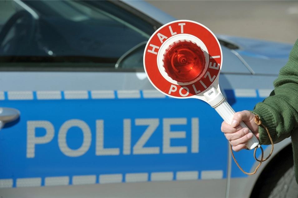 Bei einem Unfall in Königsbrück ist eine Frau verletzt worden.