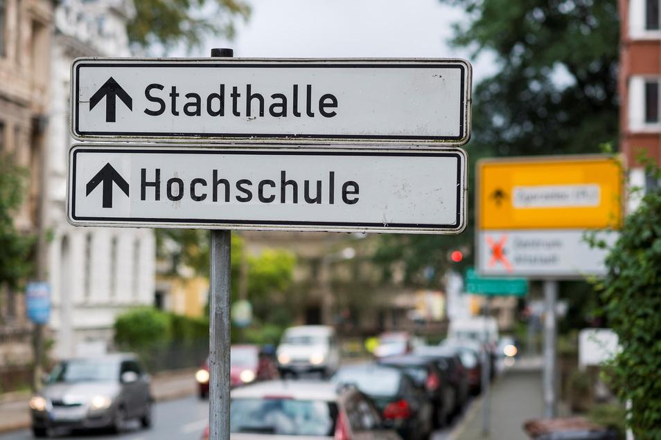 Görlitz hat - zusammen mit Zittau - eine Hochschule und das wird auch so bleiben.