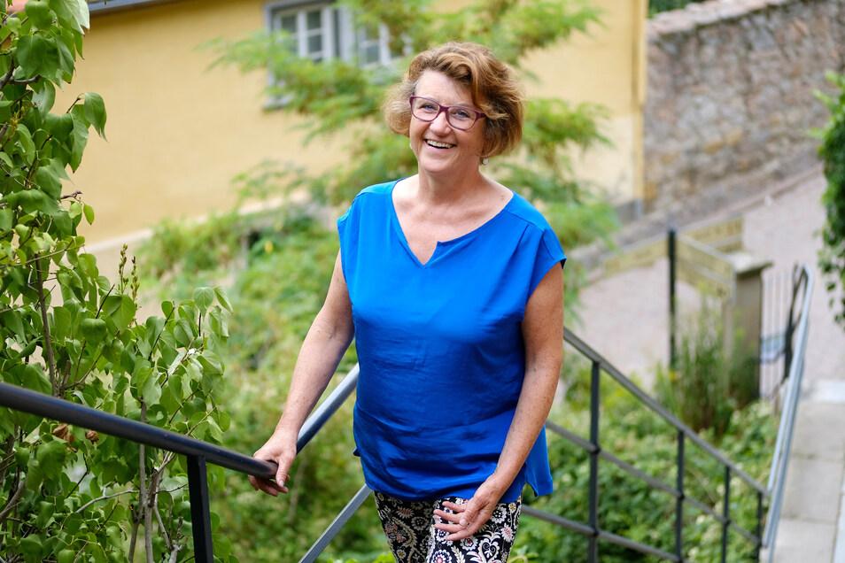 Seeg-Geschäftsführerin Birgit Richter kündigt an, dass das städtische Wohnungsunternehmen nach den Neubauten der jüngsten Zeit in Zukunft wieder verstärkt im Bestand sanieren will.