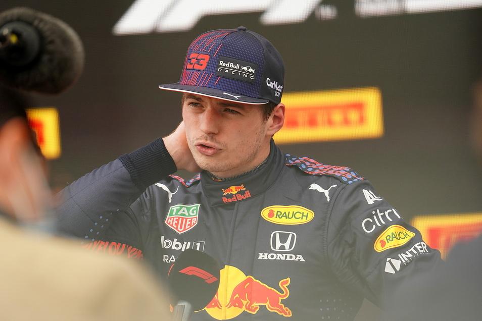 Siegender Holländer: Max Verstappen gewinnt den turbulenten Formel-1-Lauf in der Emilia-Romagna.