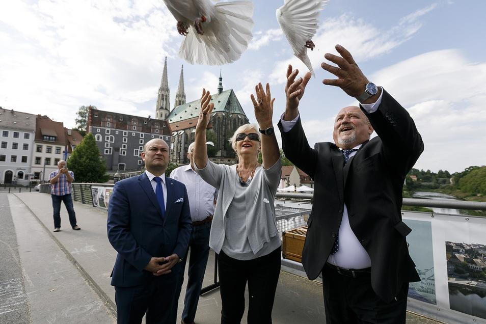 Zofia Barczyks Kündigung ist zurückgenommen worden. Ob jetzt wieder Frieden herrscht?
