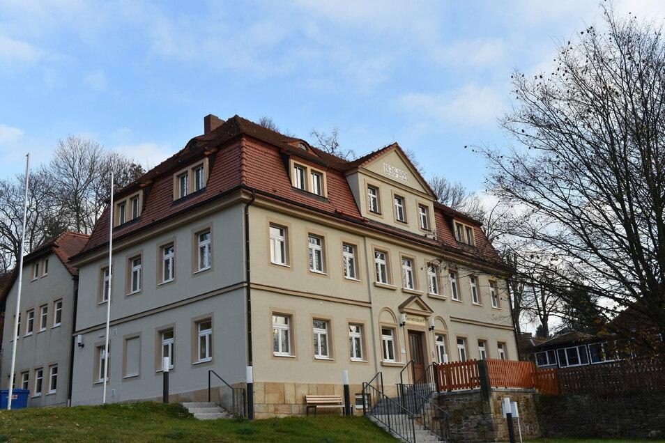 Gemeindeamt Klingenberg in Höckendorf