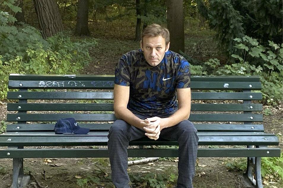 Der vergiftete russische Kremlkritiker Alexej Nawalny ist inzwischen aus der Berliner Charité entlassen worden.