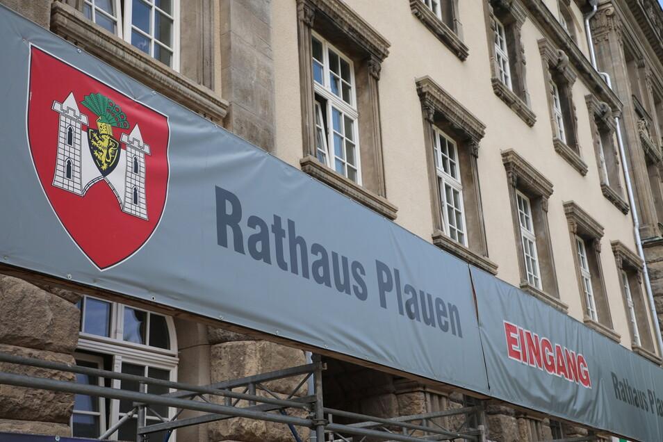 Plauen bekommt einen neuen Oberbürgermeister.