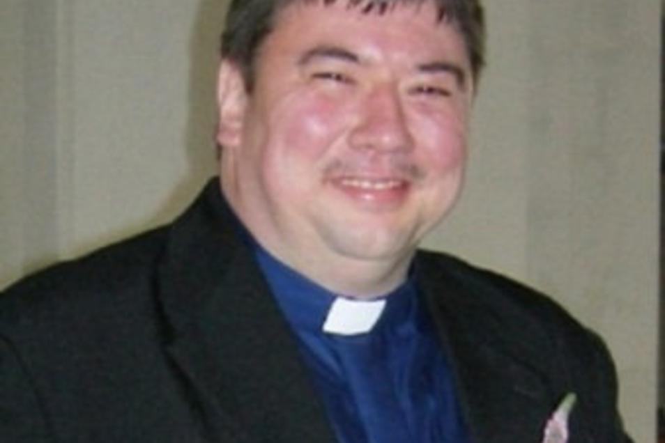 Markus Scholzübernimmt Anfang Februar die Verwaltung der Pfarrei St. Barbara Riesa.