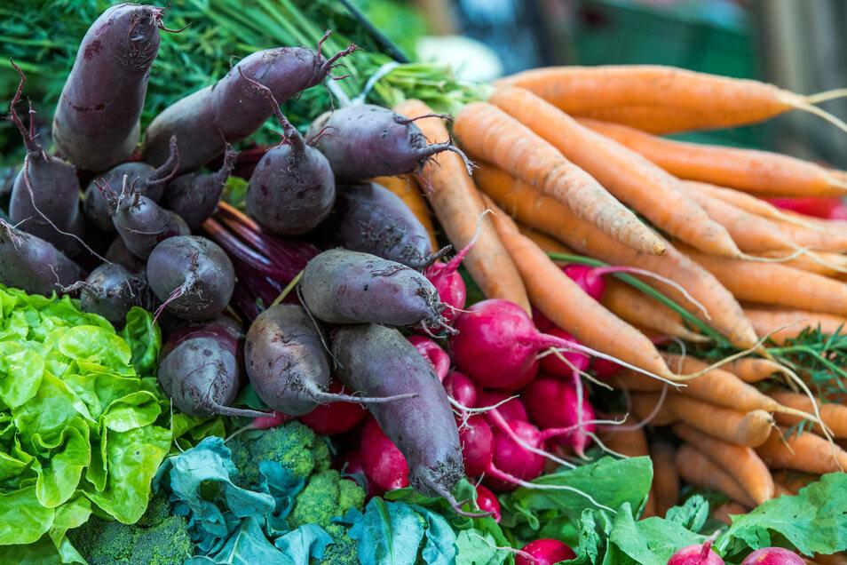 Gemüse ist innerhalb eines Jahres um fast 14 Prozent teurer geworden.