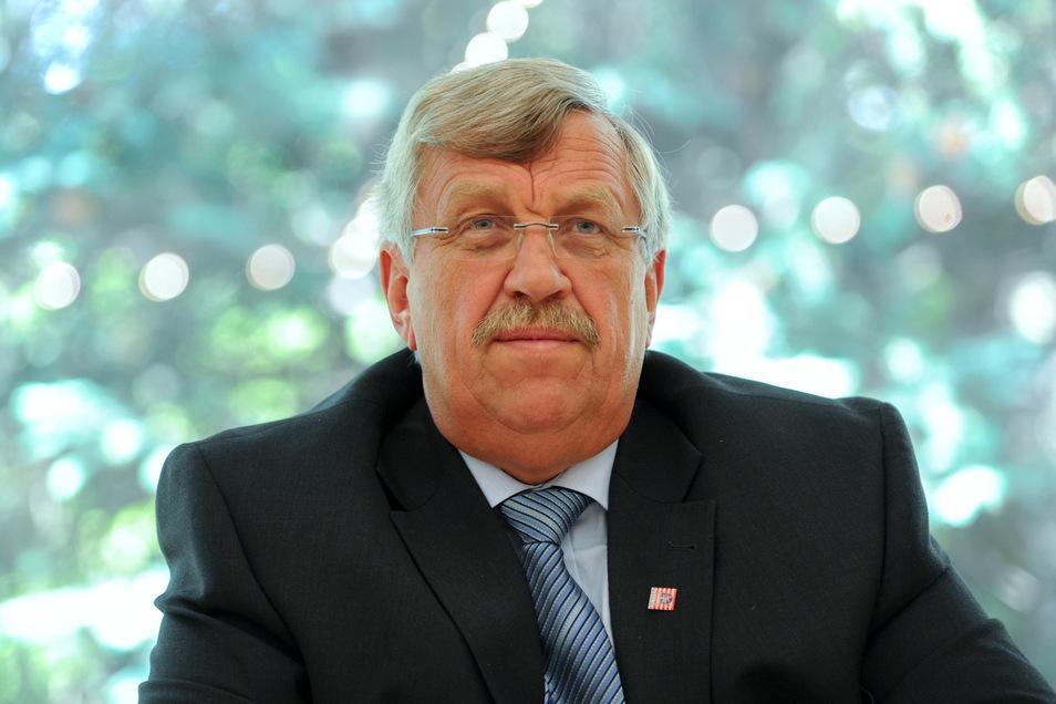 Der Kasseler Regierungspräsident Walter Lübcke war in der Nacht zum 2. Juni auf der Terrasse seines Wohnhaus in Nordhessen mit einem Kopfschuss getötet worden.
