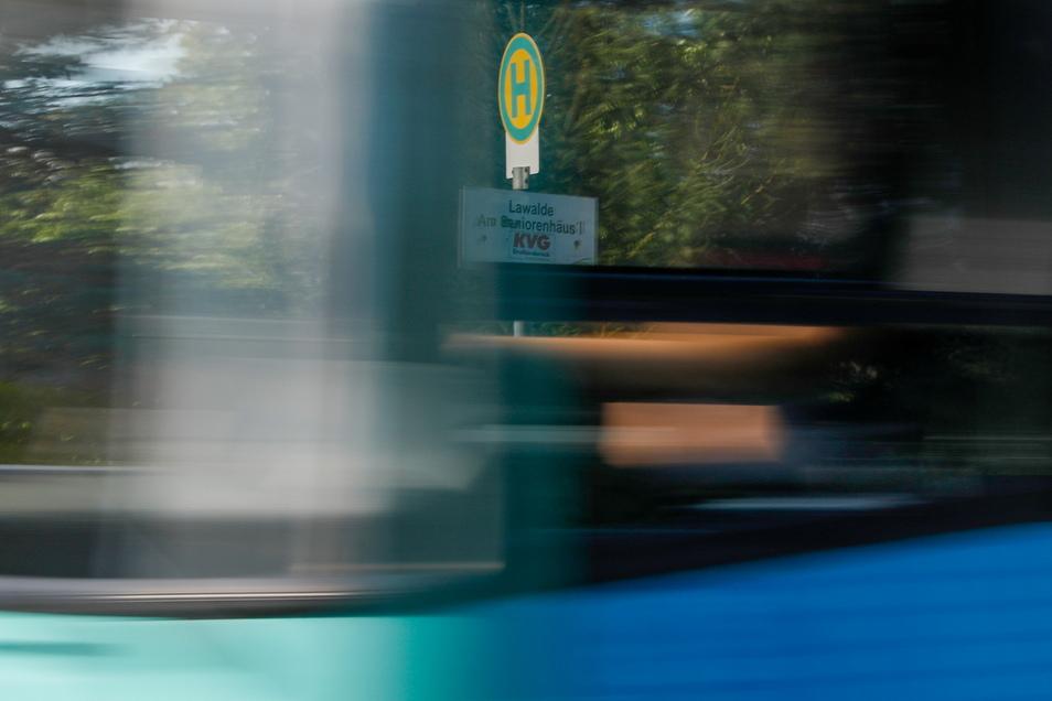 Der neue Busfahrplan gilt seit zwei Monaten, der Kreis reagiert auf erste Kritiken - beispielsweise aus Lawalde.