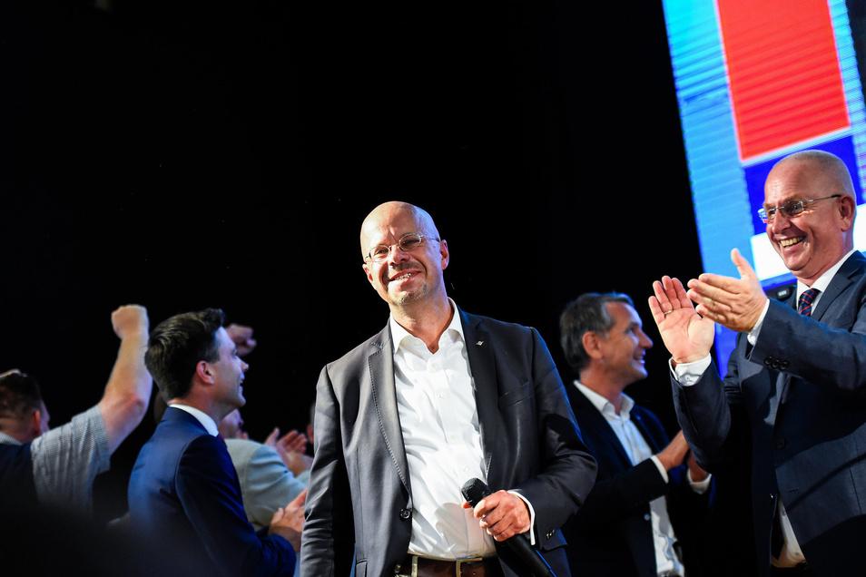 AfD-Spitzenkandidat Andreas Kalbitzrechnet längerfristig mit einem anderen Ton der CDU gegenüber seiner Partei.