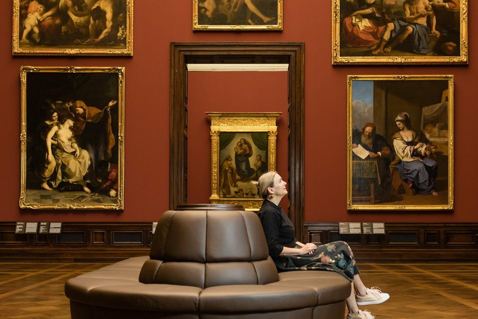 Zu den Unterzeichnern des Briefes gehört auch Marion Ackermann, Generaldirektorin der Staatlichen Kunstsammlungen Dresden.