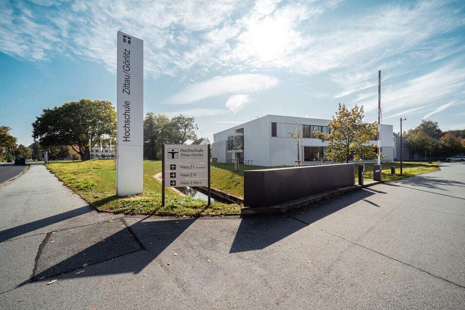 Campus Zittau.