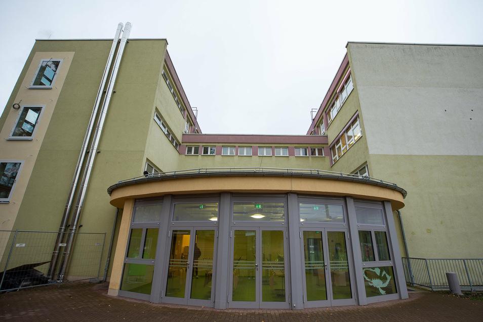 """Grundschule Graupa: Die Bildungsstätte hat sich um den Titel """"Klimaschule Sachsen"""" beworben."""