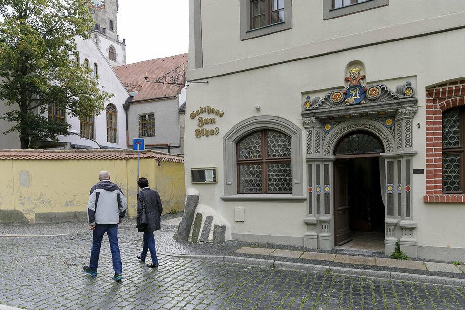Vier Monate gab es das Gasthaus zum Flyns wieder. Nun ist es erneut geschlossen.