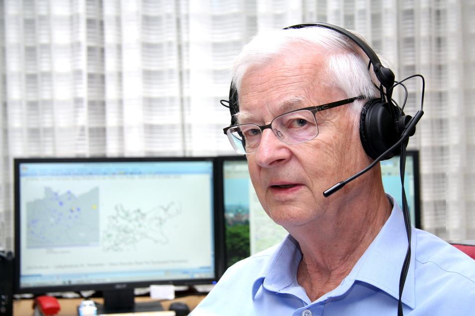 Namensforscher Professor Jürgen Udolph, vielen aus dem Radio bekannt, kommt nach Freital.