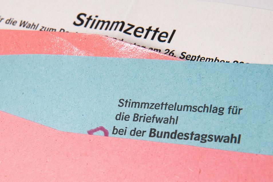 Die Zahl der Briefwähler hat auch in Wilsdruff enorm zugenommen. Das Rathaus ist vorbereitet.