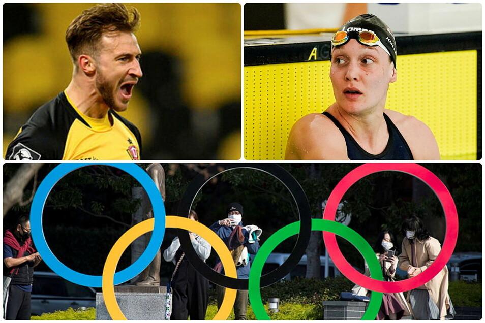 Pascal Sohm ist Dynamos nächster Corona-Fall, Leonie Kullmann löst das Ticket nach Tokio und Sachsens Top-Athleten stellen mit Blick auf Olympia Forderungen - der Sportfreitag.