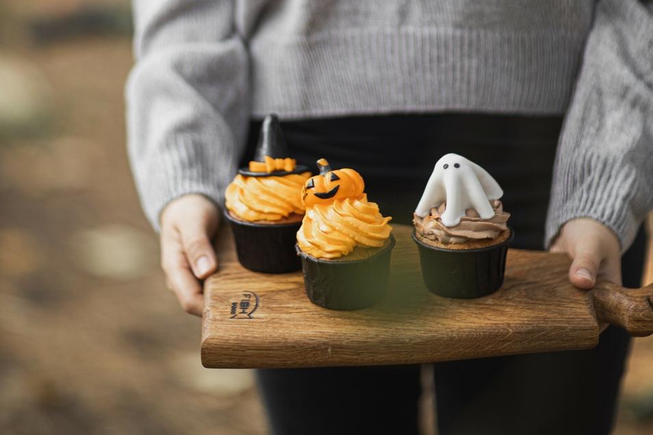 Halloween muss gar nicht so gruselig sein, oder?