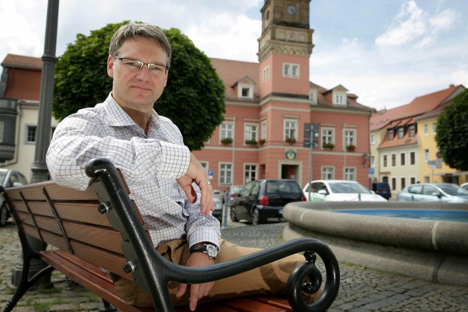 Dr. Lars-Arne Dannenberg ist einer der beiden Autoren, die ein erstes Entwicklungskonzept für ein Oberlausitzer Landesmuseum geschrieben haben.