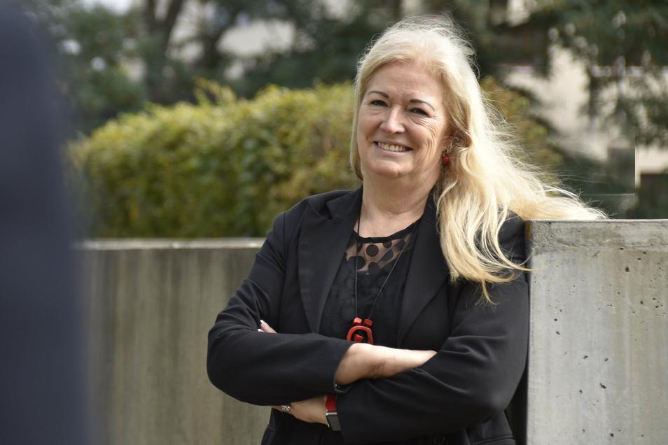 Barbara Lässig will den Rausschmiss aus dem Dresdner Fernsehturmverein nicht hinnehmen.