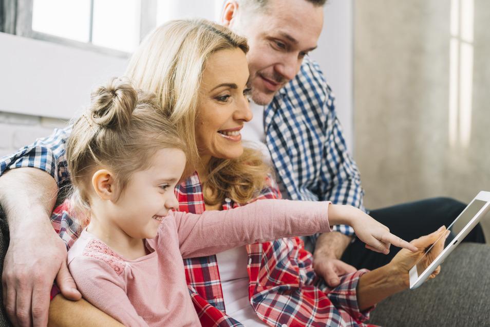 Dieses Jahr ist zu Ostern Kreativität gefragt, um die eigene Familie zu sehen.