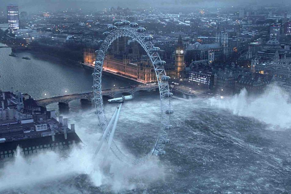Die Flut – Wenn das Meer die Städte verschlingt ist ein britischer Katastrophenfilm aus dem Jahr 2007.