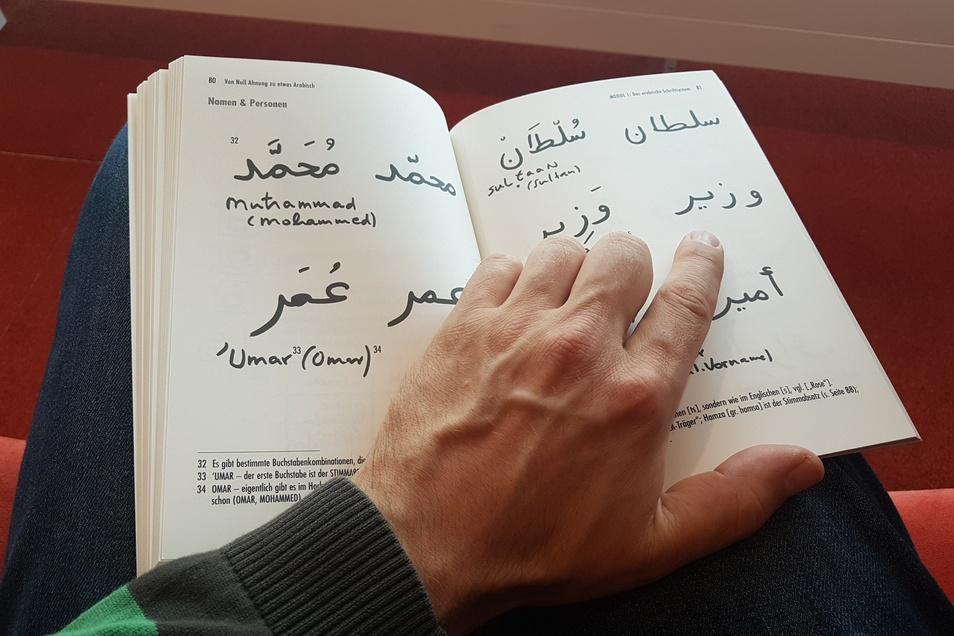 """""""Von Null Ahnung zu etwas Arabisch"""" von Vera F. Birkenbihl ist viel mehr als ein Wörterbuch."""