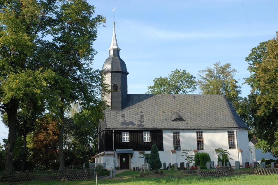 Die Kirche in Petershain wurde in den Jahrhunderten ihrer Existenz baulich erweitert. Wann für sie der Grundstein gelegt wurde, das ist bis heute nicht bekannt.