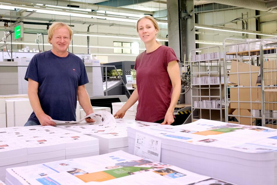 Ulrich Thieme hat mit Anna Meisel eine neue Marketing-Chefin an seiner Seite.