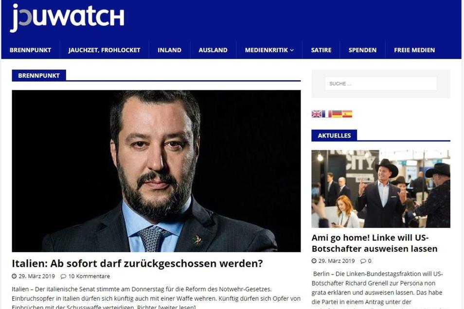 Www.Journalistenwatch.Com