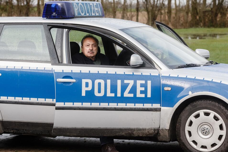 Schon 2018 hatte Wolfgang Stumph einen Ruhestands-Krimi gedreht. Nun ist es wieder soweit - und es wird in Dresden gedreht.